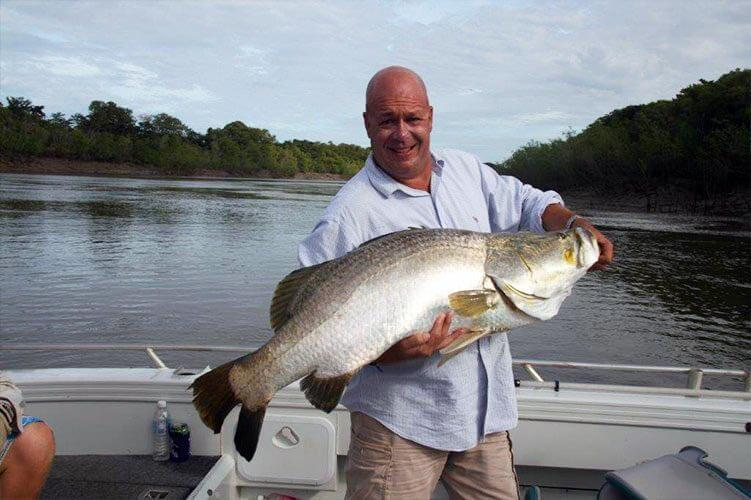 Runoff Barramundi Fishing