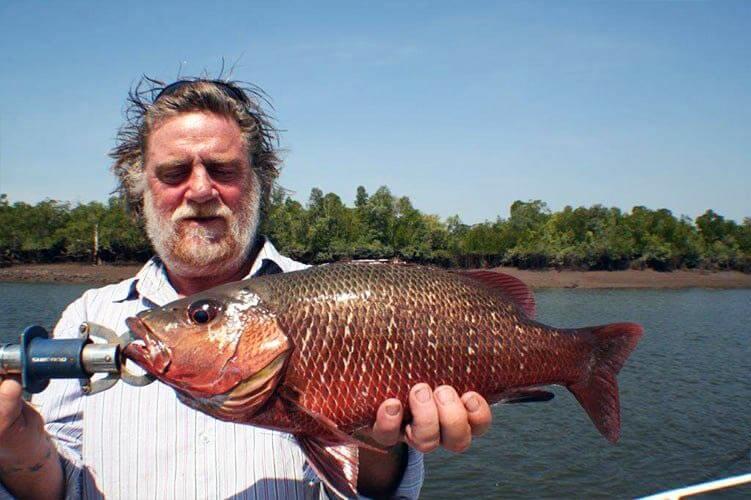 Fishing the NT